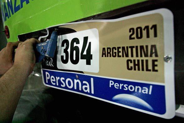 Todo quedó listo para el arranque del Rally Dakar 2011 que partirá desde...