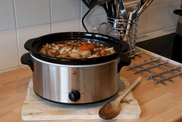 Las 'slow cookers' están de moda desde hace rato ¡y con razón! Son práct...
