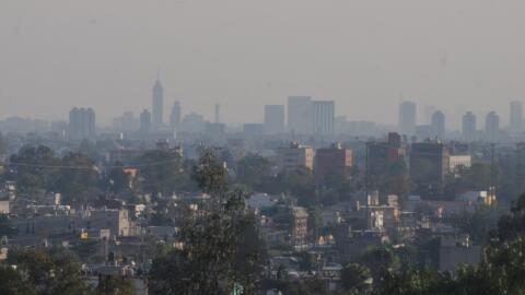 Contingencia ambiental en la Ciudad de México