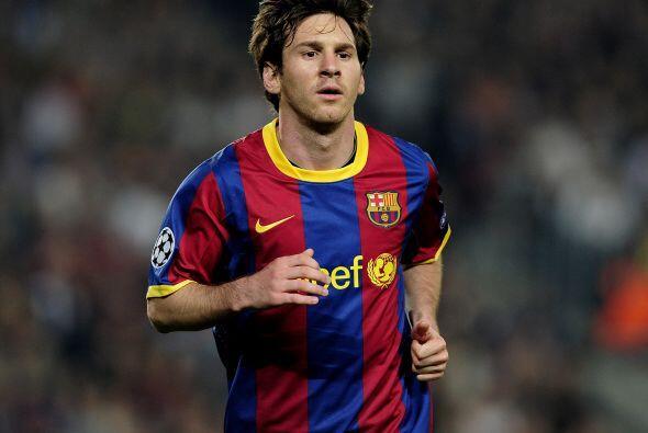 Lionel Messi buscaba aumentar su cuota goleadora en el torneo.