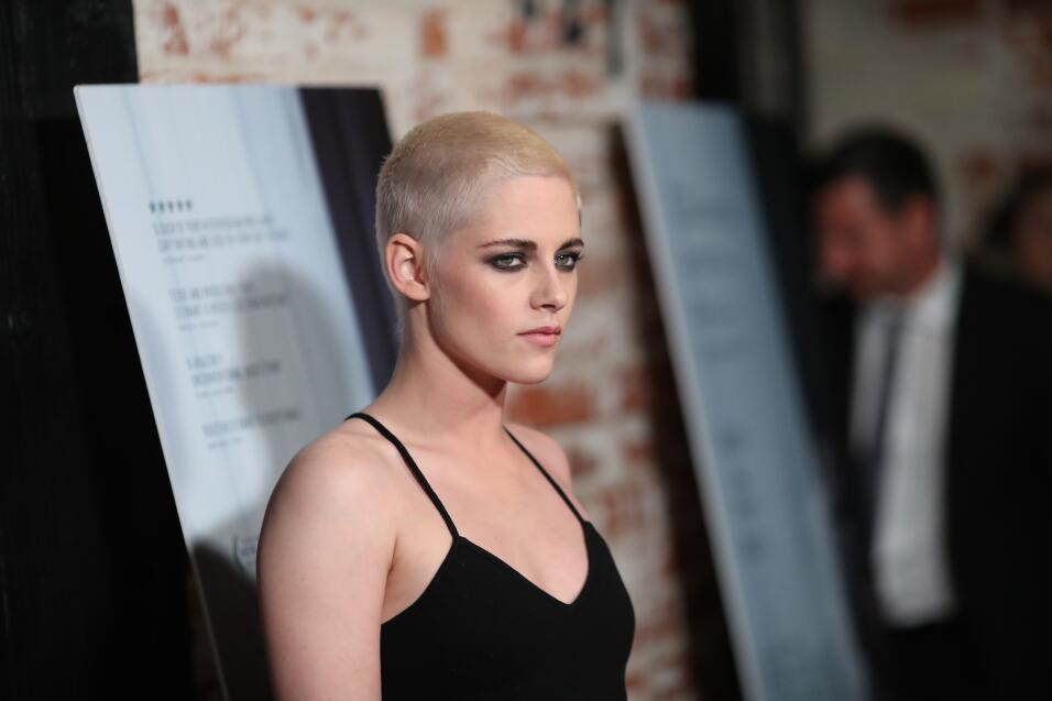 Kristen Stewart en la premiere de 'Personal Shopper' en Hollywood