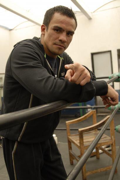 Juan Manuel Márquez tiene confianza plenaen sí mismo para subir al ring...