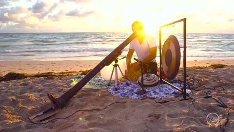 In our over-worked, over-stressed, over-teched culture, sound healing he...
