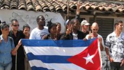 Los ayunantes de Cabaigúan, foto cortesía de Roberto de Jesús