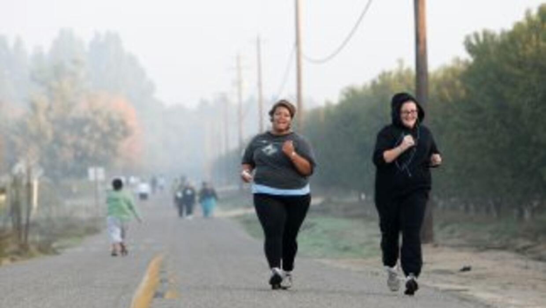 El problema de la obesidad en Estados Unidos es abordado de una manera í...