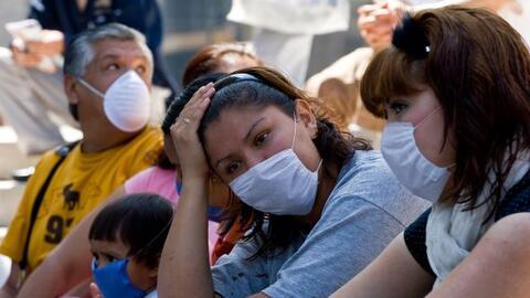 En abril de 2009 se descubre en México y EEUU el brote del virus A (H1N1...