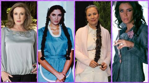 Actores de telenovela que siempre interpretan el mismo tipo de papeles
