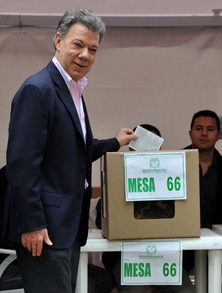 """""""Que salgan a votar y que gane la democracia en esta jornada en que se e..."""