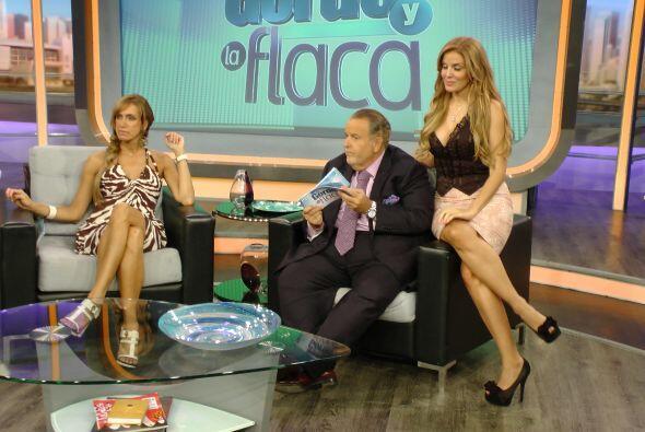 Raúl y Lili no pararon de chismear con estas dos grandes estrellas, pues...