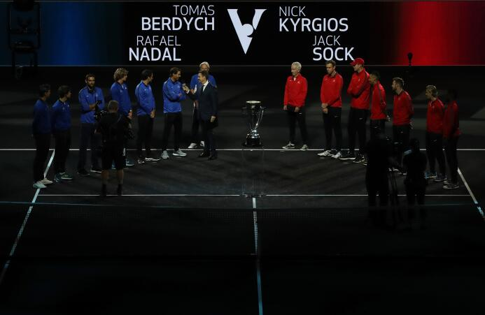 Europa se lleva la Laver Cup con un Federer inmenso prague-czech-republi...
