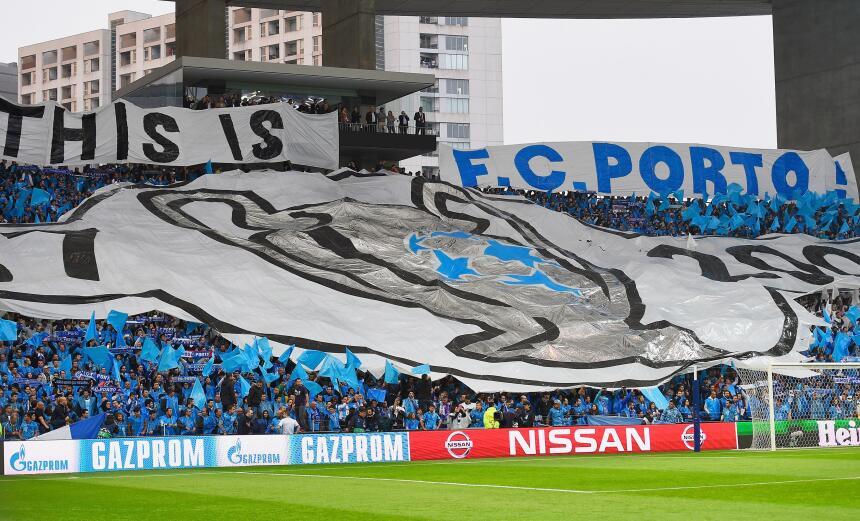En el mismo grupo que el Chelsea se encuentra el Porto que se encuentra...