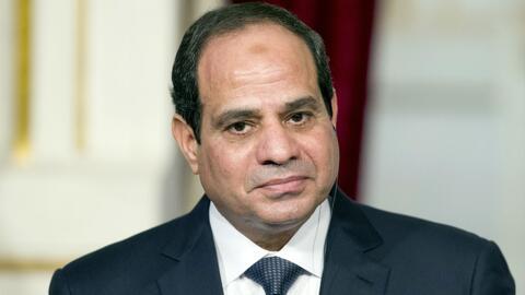 Abdelfatah al-Sisi ordena creación de consejo supremo para combatir el t...