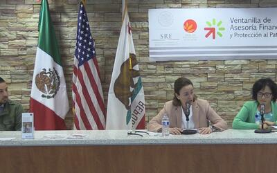 Consulado de México en Sacramento ayuda a la comunidad a proteger su dinero