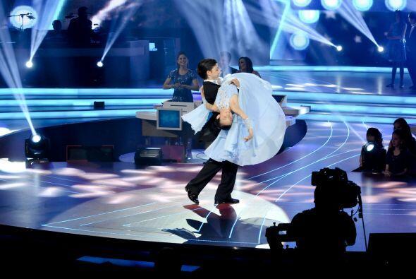Baile Pequeños Gigantes 2 Gran final