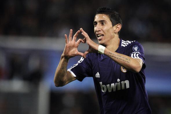 El ex del Benfica marcó la anotación de los tres puntos.