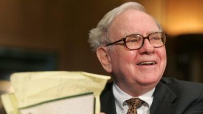 Warren Buffett fue uno de los pocos empresarios en realizar varias inver...