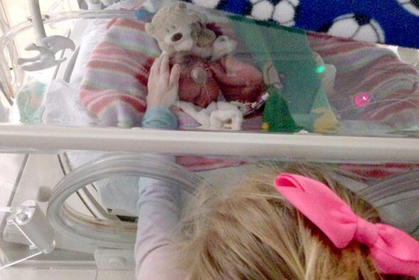 ¡Eden Rose y las gemelas Amber Joy y Erin Aila nacieron en estado...