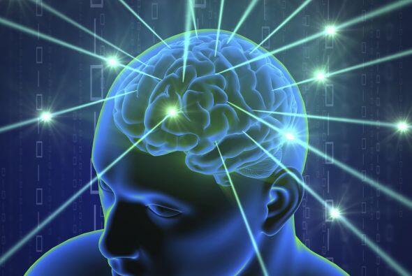 Se supone que la telepatía está relacionada con una peque&...