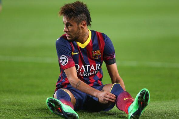 Neymar firma la aparición más espectacular de la clasificación, avanzand...