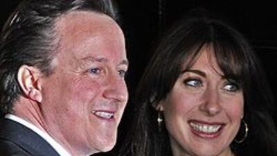 El conservador David Cameron es el nuevo Primer Ministro de Gran Bretaña...
