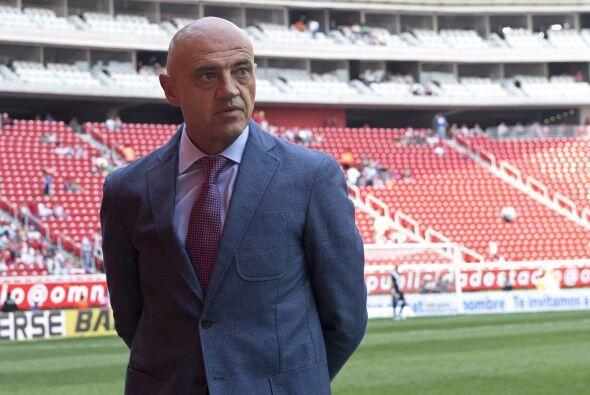 José Luis Sánchez Sola regresó a la dirección técnica de los poblanos pa...