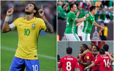 Juanes muestra su apoyo a la selección colombiana uniformando a su famil...