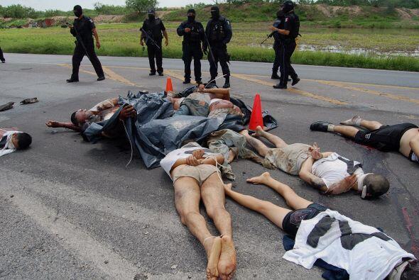 También se han reportado movimientos en Nayarit, Sonora, Sinaloa (Los Mo...