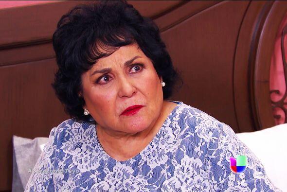 """Y ni hablar de usted Yolanda, como dicen por ahí: """"No tiene perdón de Di..."""
