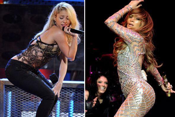 ¿En qué más se parecen estas dos sensuales latinas?