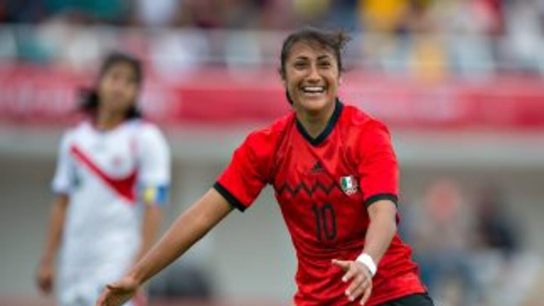 México avanzó a la final con tirunfo sobre Costa Rica.