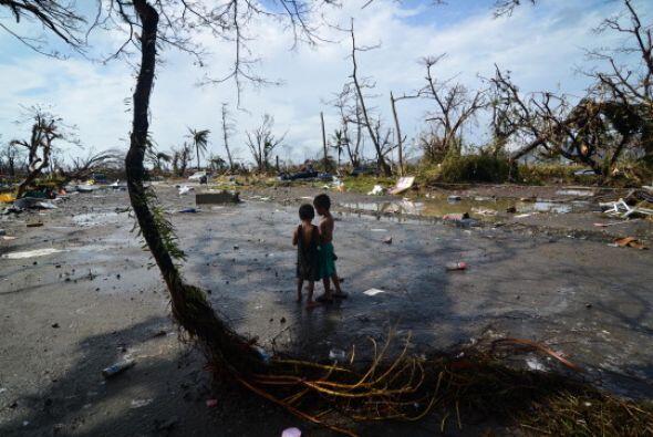 Save the Children anunció que su prioridad en este su prioridad es ayuda...