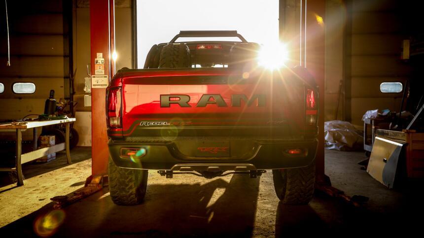 Ram Rebel 1500 TRX