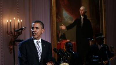 El Presidente señaló dijo que Estados Unidos había perdido a una de sus...