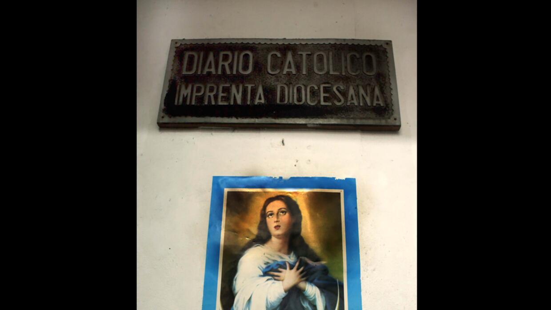 Pasión, cierre y resurrección de Diario Católico en Venezuela 16-catolic...