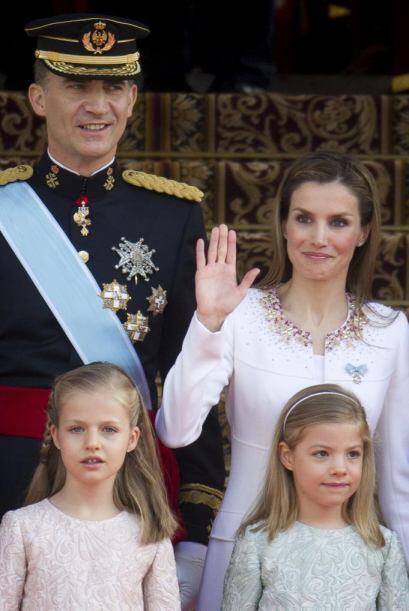 Desde ayer miércoles con la firma de abdicación de Juan Carlos, quedaba...