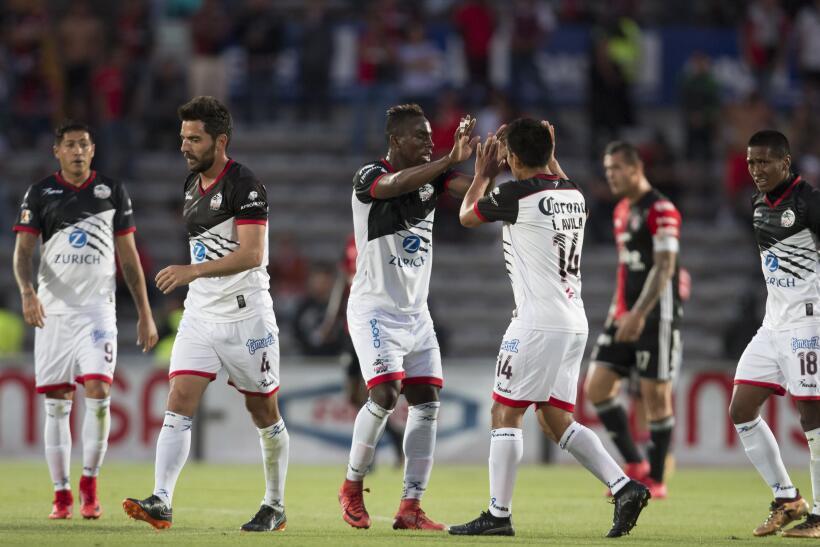 En fotos: ¡Oh là là! Tigres y América empatan con goles franceses 201802...