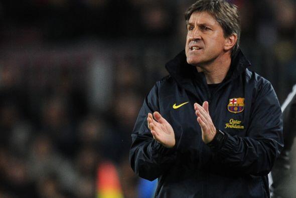 El entrenador de este equipo es el español Jordi Roura, asistente del Ba...