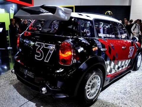 Este legendario auto inglés iniciará su participaci&oacute...