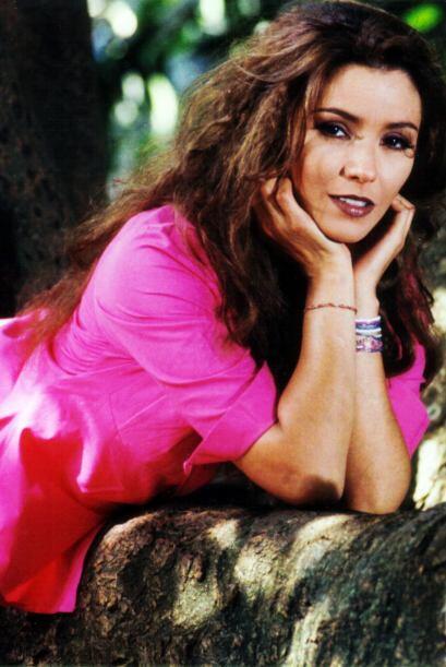 El primer romance que recordamos es el de Daniela Castro con una leyenda...