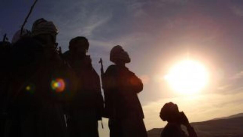 Fuerzas de la OTAN participan en las acciones militares en Afganistán
