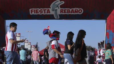 Chivas regresa a casa y todo está listo para el duelo contra Toluca