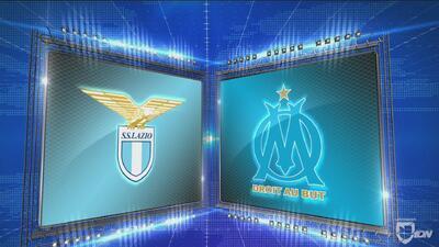 Lazio 2-1 Marsella - GOLES Y RESUMEN - Grupo H - UEFA Europa League