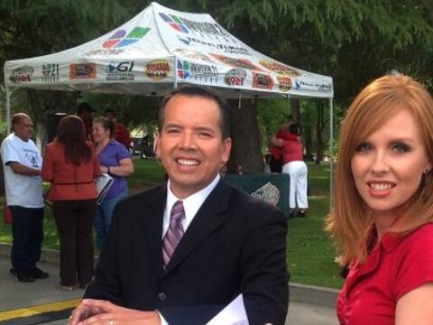 Noticias Univision 21 empezó el mes de mayo con una transmisi&oac...