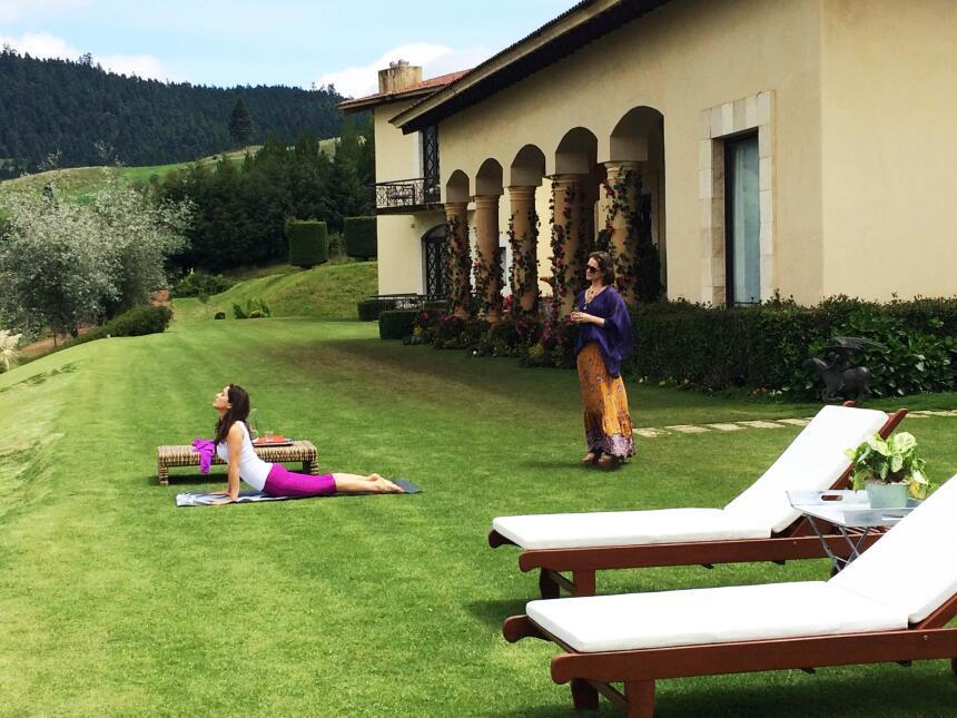 ¡No! Fiorella y Gianna se accidentaron