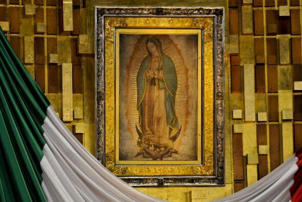 Morenita del Tepeyac, La Guadalupana o la Patrona de México, son...