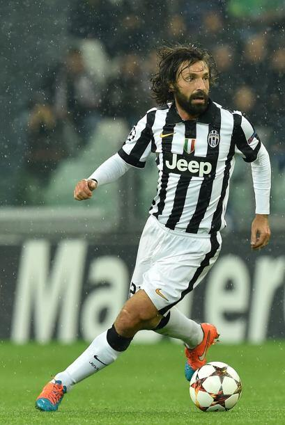 En mediocampo la Juventus contará con una leyenda del balompié europeo c...