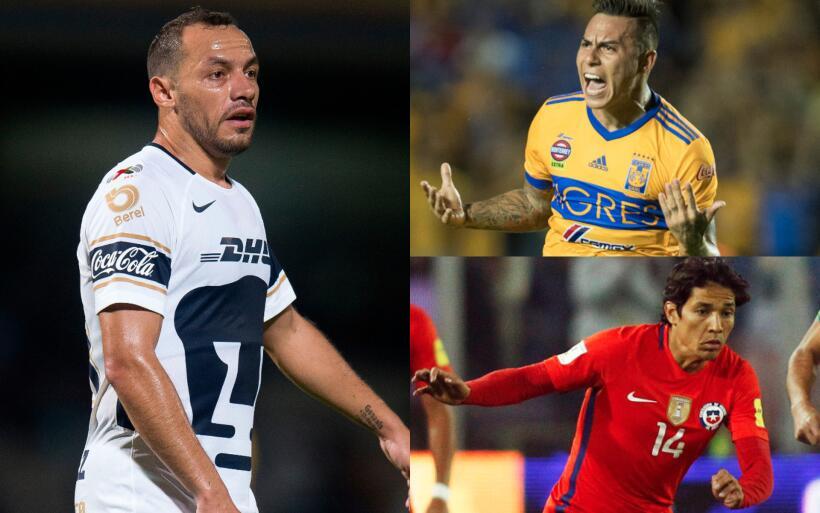 Agenda: Así se jugará la jornada en Europa para los mexicanos Chilenos.jpg