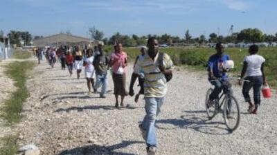 Dirigentes barriales de la ciudad dominicana de Santiago amenazaron con...