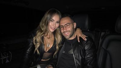 Jessica Sterling se robó el corazón de David Ospina, el nuevo portero del Napoli
