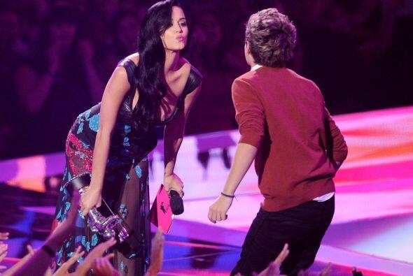 La hermosa voz y presencia de Katy Perry engalanará el medio tiempo del...